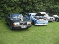 Best commercial - Robert Hughes 1987 Volvo 244 Pick-up & BTCC replica