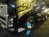 50 years of Volvo Trucks in the UK