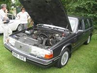 Volvo 760 turbo diesel estate 1990